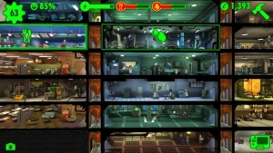 fallout shelter как лечить