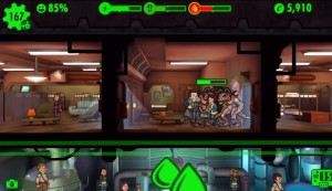 fallout shelter когти смерти
