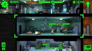 fallout shelter нападение когтей смерти