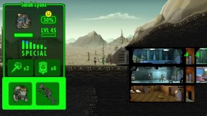 fallout shelter навыки special