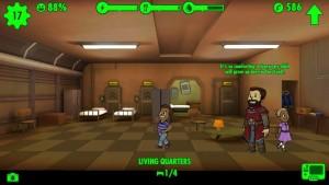 fallout shelter как родить ребенка