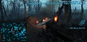 Инопланетный бластер карта