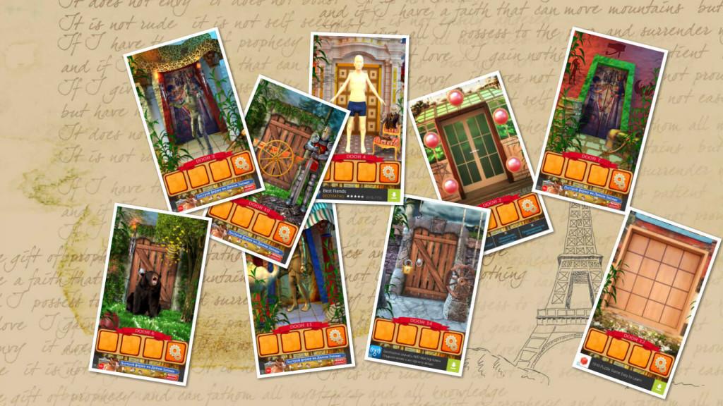 100 дверей мир истории прохождение