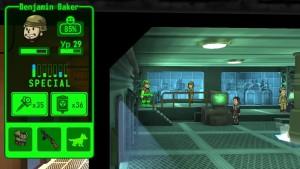 fallout shelter отправить в подходящую комнату