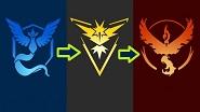 Как поменять команду в Pokemon Go
