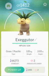 кого лучше прокачивать в pokemon go