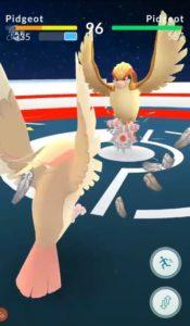 pokemon go битва покемонов