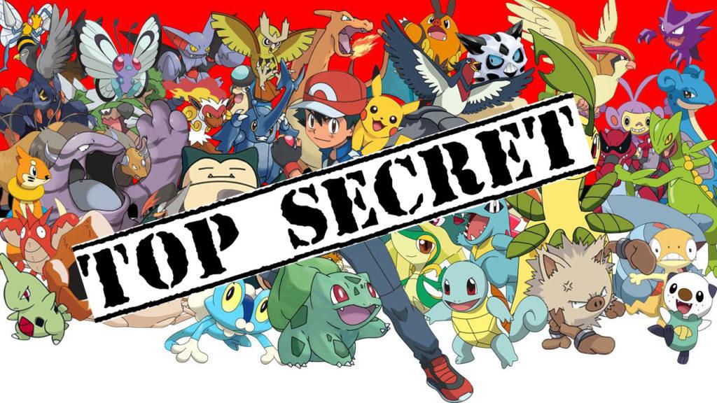pokemon go секреты