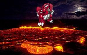 volcano-groudon