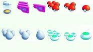 Pokemon Go описание предметов