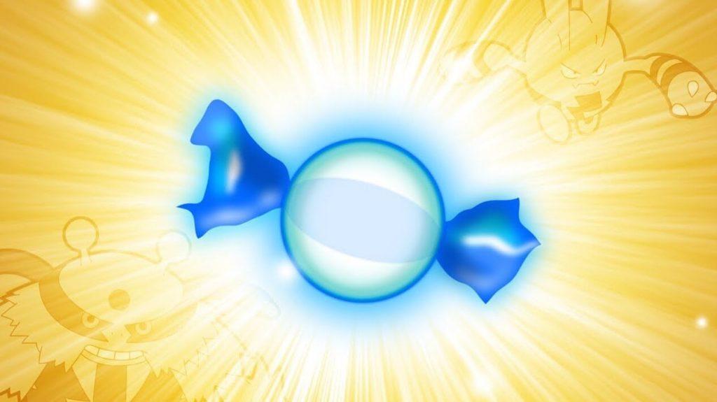 как получить конфеты в pokemon go
