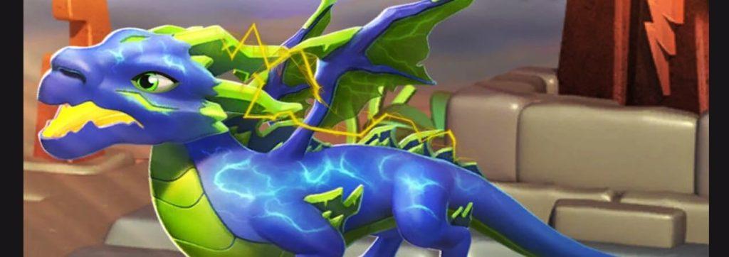 легенды дракономании как вывести молнию