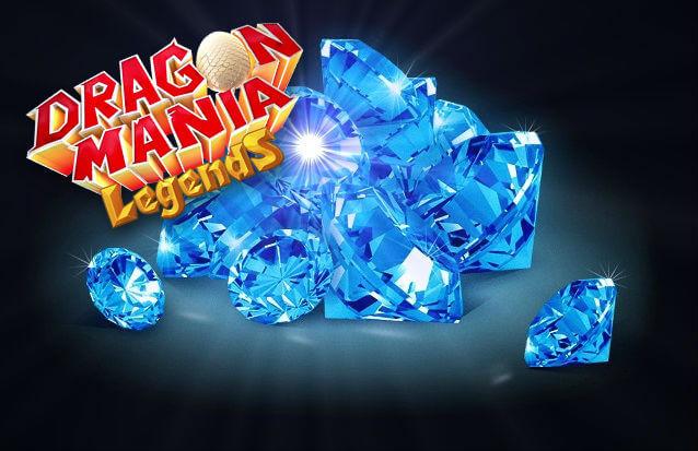 легенды дракономания много денег и алмазов