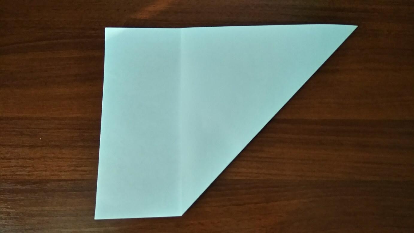 Как сделать снежинку из бумаги кораблик