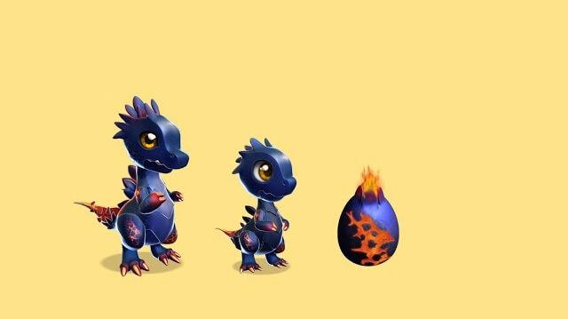 как вывести огненный шторм в легенды дракономании