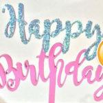 Поздравления с днем рождения в прозе