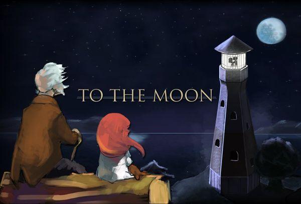 Игра To the Moon