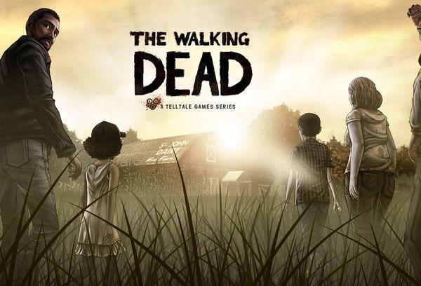 The Walking Dead. Season one