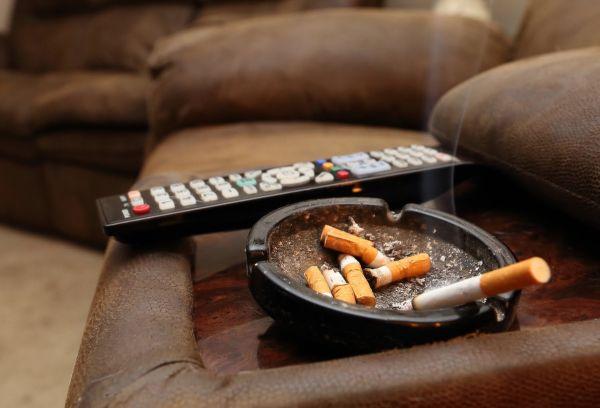 Запах табачного дыма в квартире