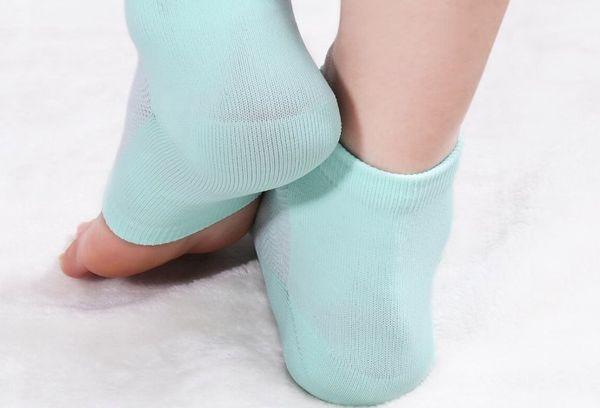 Следки пятка-носок
