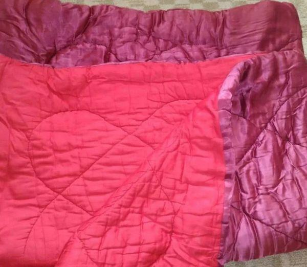 стёганные ватные одеяла