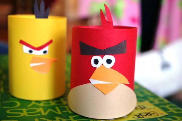 Птички Angree Birds