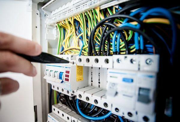 Выключение электричества щиток