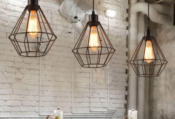 Навесные светильники