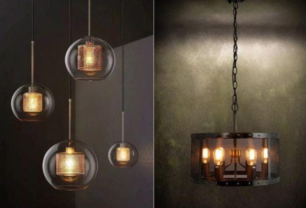 Nordic Pendant Lamp светильник