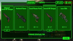 fallout shelter исследование пустоши