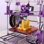 3Д принтер — как работает