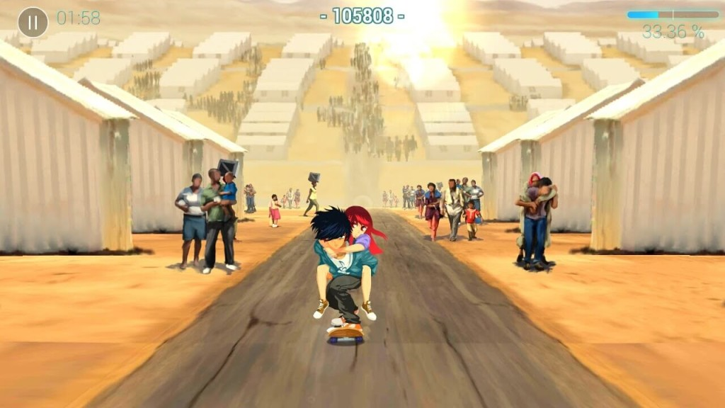 skachat vzlomannuyu lost in harmony na android
