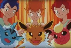 как эволюционировать eevee в pokemon go