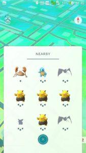 как искать покемонов в pokemon go