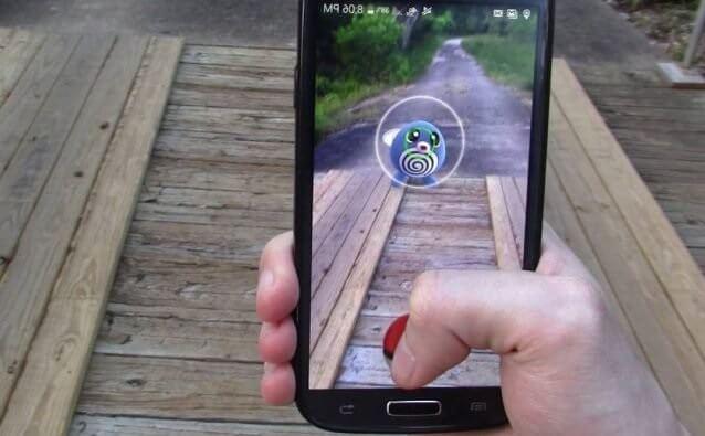 как ловить покемонов в pokemon go