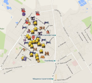 pokemon go взлом gps