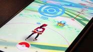 поставить pokestop на карте pokemon go