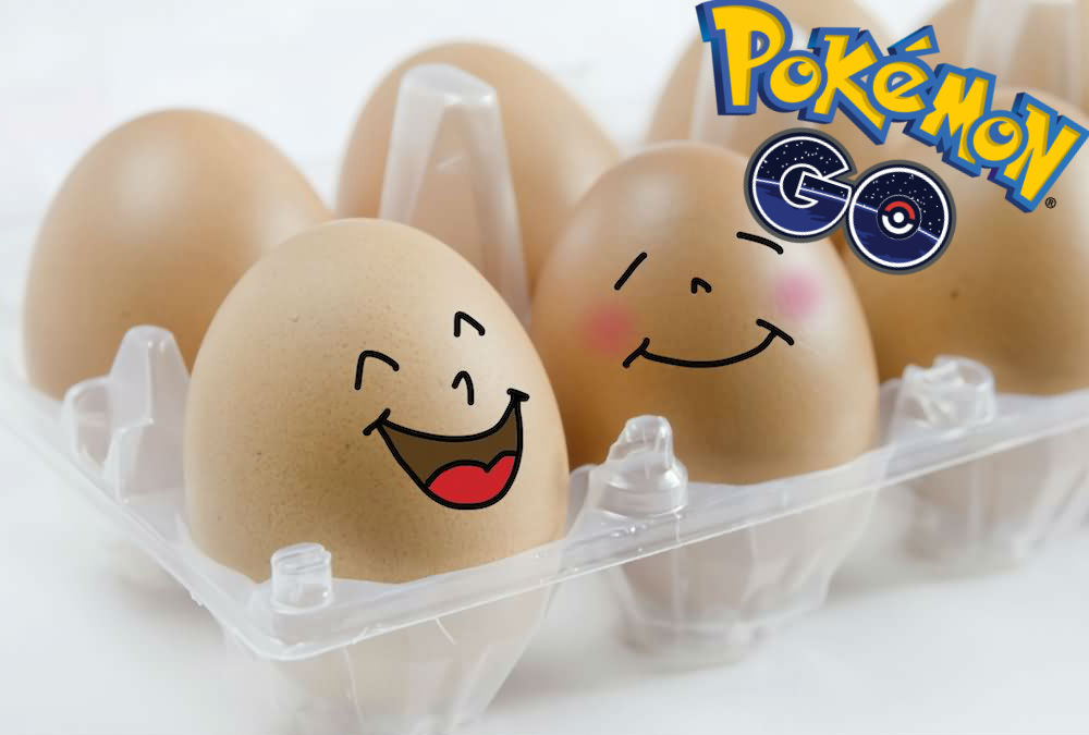 lucky egg pokemon go что это