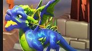 как вывести молнию в игре легенды дракономании