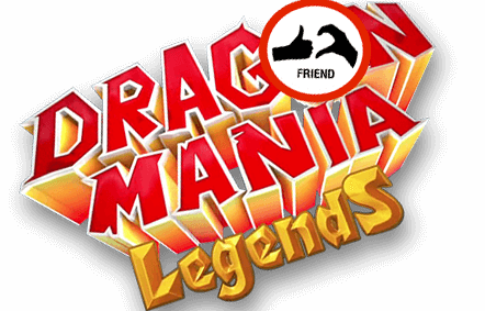 легенды дракономании как добавить друзей