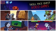 Прохождение игры Trollface Quest Video Games