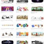 Дудлы Гугла