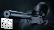 Хитман Снайпер убить эффектом домино