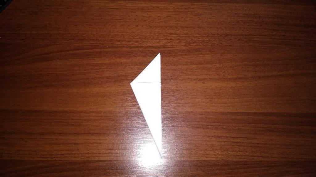 как сделать снежинку из листа бумаги