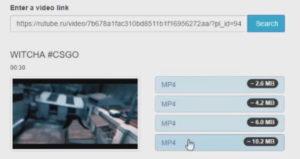 как скачать видео с rutube на компьютер