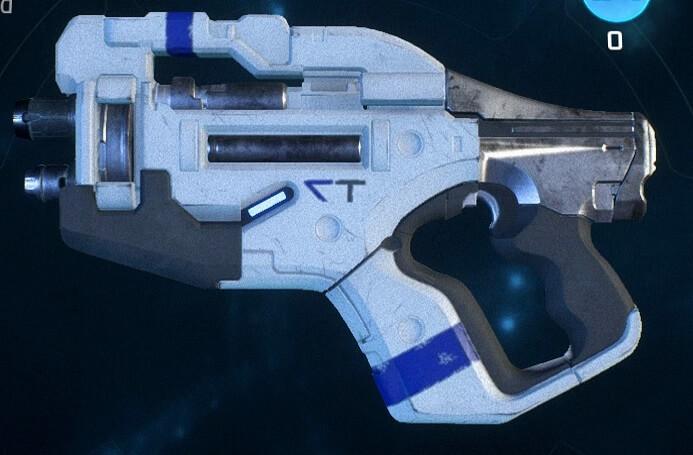 Саоме лучшее оружие Mass Effect: Andromeda