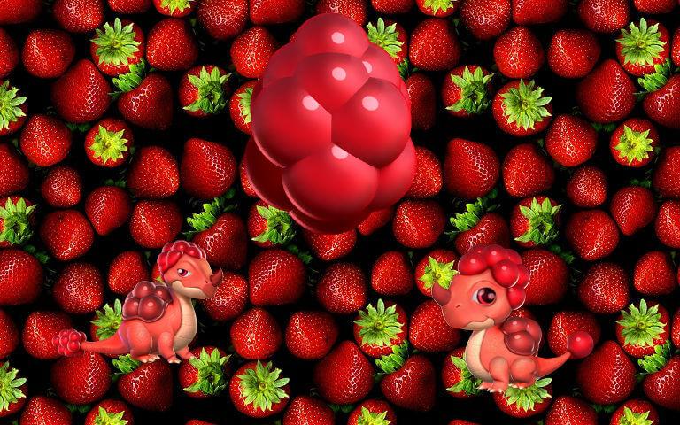 как вывести ягода в легенды дракономании