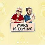 Как получить стикеры 30 Секунд до Марса