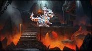 Легенды Дракономании Железное пламя