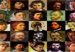 Картины по номерам — известные художники